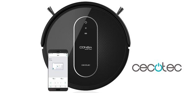 Robot Aspirador Cecotec Conga Serie 1390 barato en Amazon