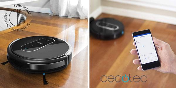 Robot Aspirador Cecotec Conga Serie 1390 chollo en Amazon