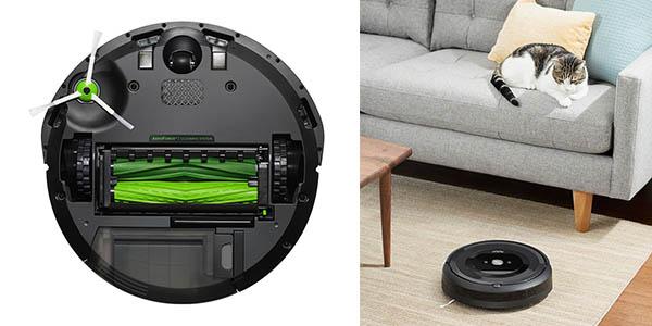 robot Roomba E5 aplicación móvil oferta