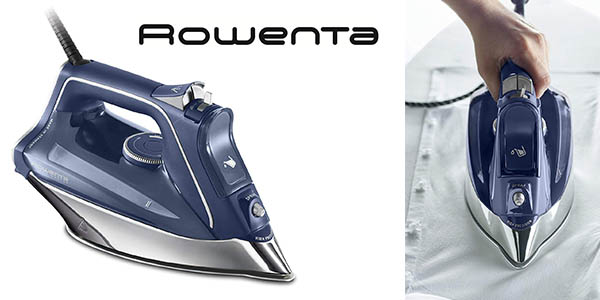 Rowenta ProMaster plancha de vapor oferta