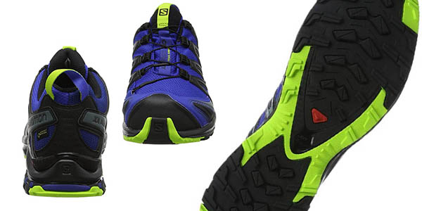Salomon XA Pro 3D GTX para trail running de hombre ligeras de calidad a precio de chollo