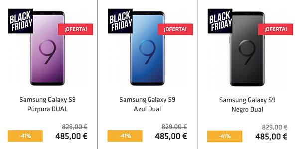 Samsung S9 en el Black Friday de tuimeilibre