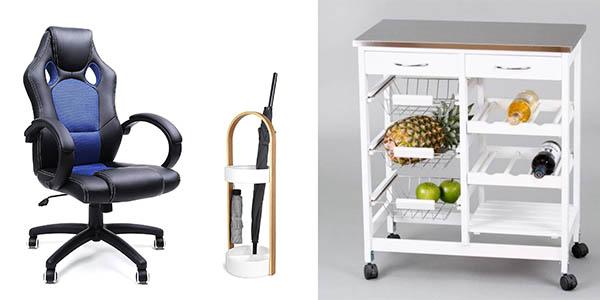 semana del Mueble Amazon ofertas para el hogar