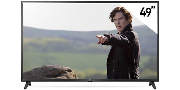 Smart TV LG 49UK6200 UHD 4K HDR de 49''
