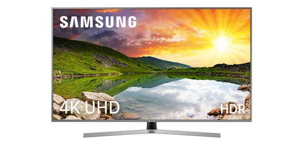 Smart TV Samsung UE55NU7475 UHD 4K HDR barato en El Corte Inglés
