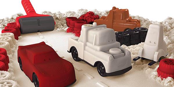Super Sand Cars arena cinética de gran calidad juguete divertido chollo