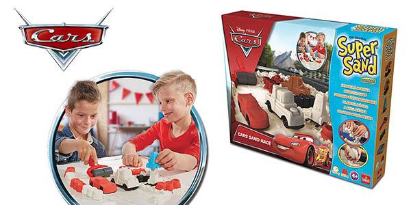 Super Sand Cars arena cinética juego infantil barato