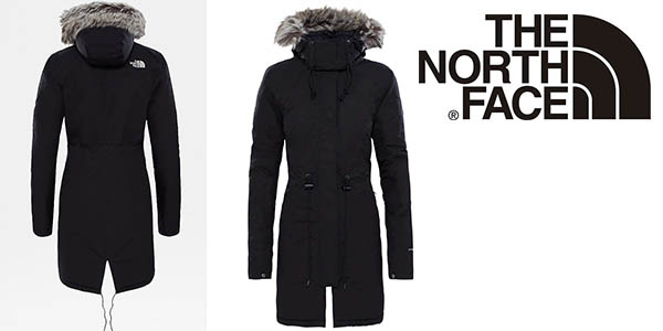 The North Face Zaneck parka para mujer barata
