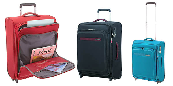 trolley de cabina American Tourister Airbeat chollo