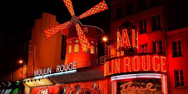 viajar a París Francia oferta