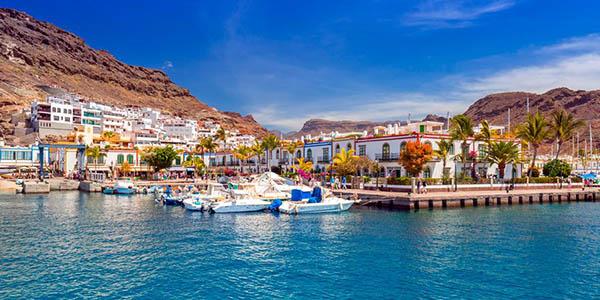 viaje corto a las Islas Canarias presupuesto bajo coste invierno 2018