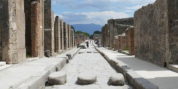 viaje corto por Roma, Pompeya y Nápoles oferta