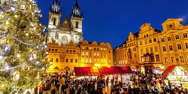 viaje invierno a Praga bajo coste