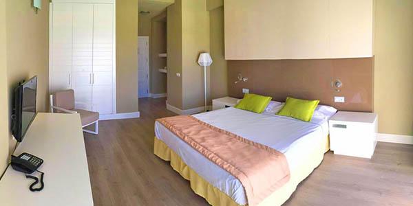 viaje a Lanzarote Islas Canarias en alojamiento con gran relación calidad-precio