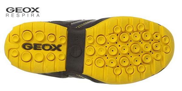 Zapatillas infantiles Geox J New Savage Boy C chollo en Amazon
