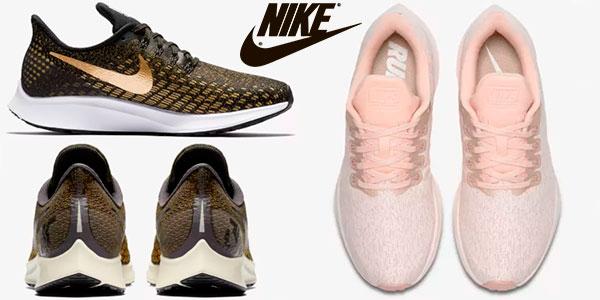 Zapatillas de running Nike Air Zoom Pegasus 35 para hombre y mujer en oferta