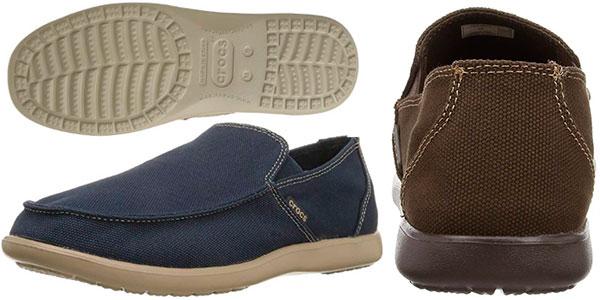 Zapatos Crocs Santa Cruz para hombre baratos