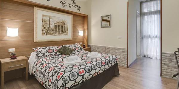 alojamiento económico en Roma Bed & Breakfast céntrico