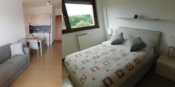 apartamento en Roma con genial relación calidad-precio