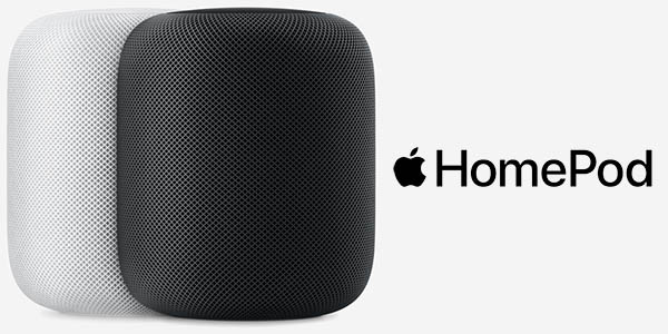 Altavoz Inteligente Apple HomePod con Siri