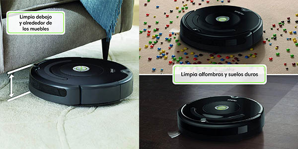aspirador iRobot Roomba chollo