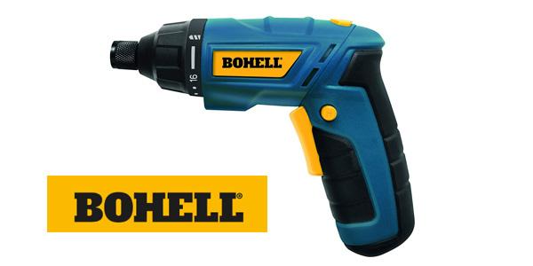 Atornillador sin cable Bohell AT36LI de doble posición y 180 rpm, con 3,6 V barato en Amazon