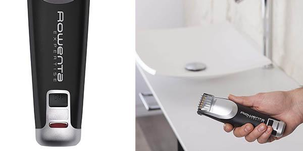 barbero inalámbrico resistente al agua Rowenta Expertise TN3400F0 chollo