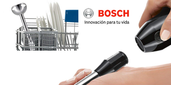 Batidora de mano Bosch ErgoMixx MSM67110 de 750W chollazo en Amazon