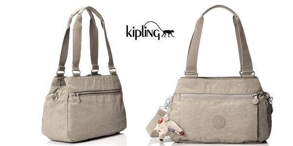 2b77f6530 Chollazo Bolso de mano Kipling Orelie para mujer por sólo 37,68€ con ...