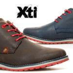 Botines de cordones xTi Cross para hombre baratos en eBay