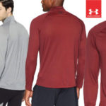 camiseta técnica Under Armour Tech 1/2 Zip 2.0 para hombre barata en Amazon