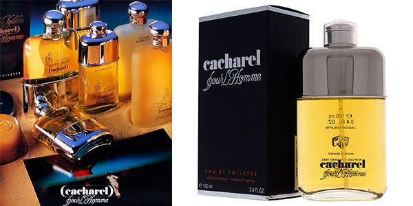 Chollo Eau de toilette Cacharel para hombre de 100 ml