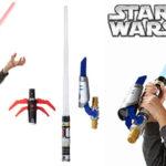 Sable láser Camino de la Fuerza de Star Wars en oferta
