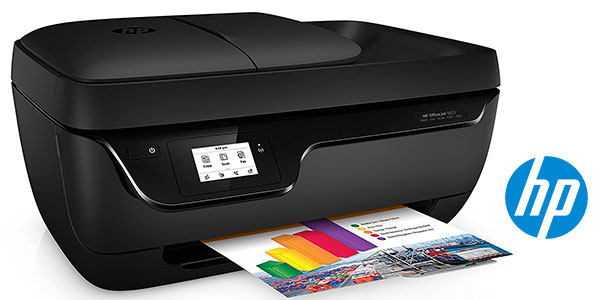Chollo Impresora multifunción HP OfficeJet 3833 con Wi-Fi