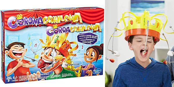 Chollo Juego Corona Comilona