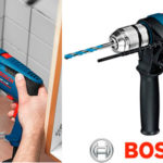 Chollo Taladro percutor Bosch Professional GSB 13 RE de 600 W