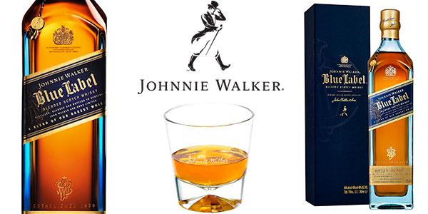 Chollo Whisky Johnnie Walker Blue de 700 ml