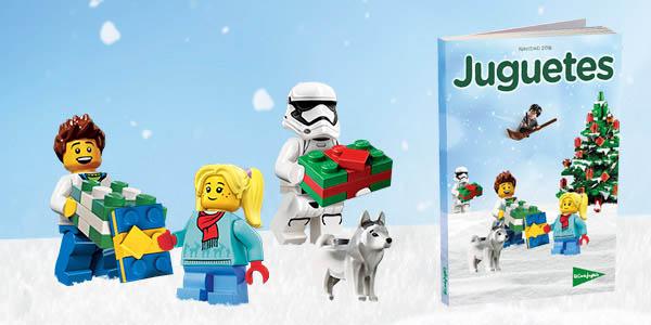 El Corte Inglés promoción en juguetes descuento regalo en compras superiores a 40€