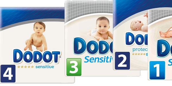 4b838c4a9 ▷ Chollo Pañales Dodot Sensitive al mejor precio | Ofertitas