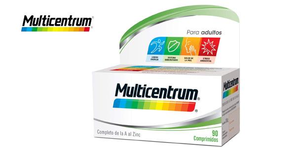 Multicentrum 90 comprimidos chollo en Amazon