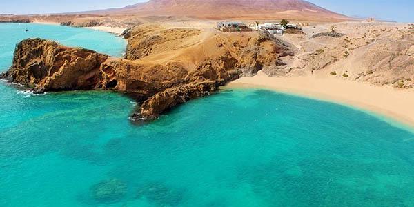 escapada barata a Lanzarote con todo incluido diciembre 2018