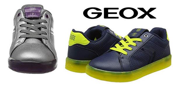 Geox J Kommodor zapatillas infantiles baratas