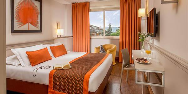 Gran Hotel Fleming en Roma genial relación calidad-precio
