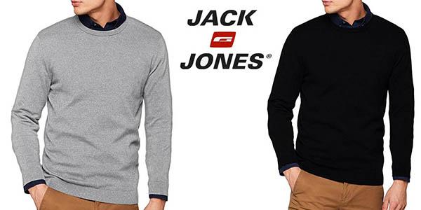 Jack Jones Jjebasic Knit Crew Neck suéter barato