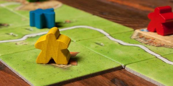 Juego de mesa Carcassonne en Amazon