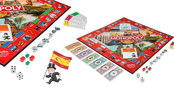 Chollo Juego De Mesa Monopoly Espana Por Solo 15 99 47