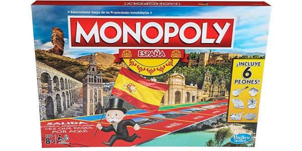 Juego de mesa Monopoly España barato