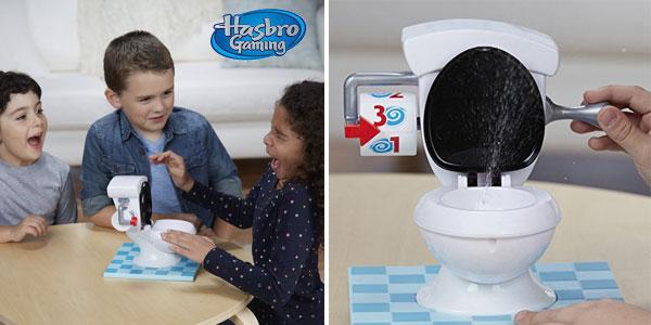Juego Váter Loco (Hasbro Gaming CO447175) chollo en Amazon