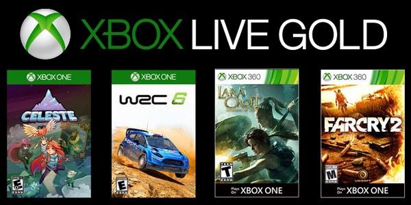 Juegos Gratis Con Gold Enero De 2019 Para Xbox One