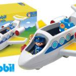 Avión Playmobil 1.2.3 (6780) barato en Amazon
